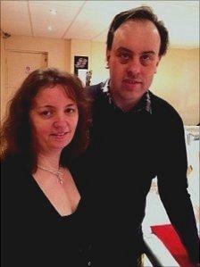 Neil and Donna Strudwick