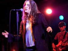 Patti Smith at Latitude Festival 2006