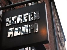 The Screen Room