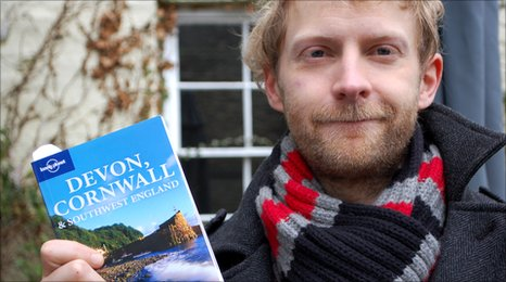 Lonely Planet author Oliver Berry discusses Cornwall's rising popularity