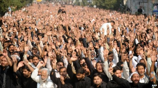 Shias in Karachi