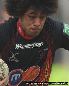Toby Faletau was first first called into the Wales squad in November
