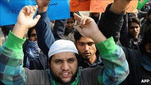 Sunni Muslim on Pakistan