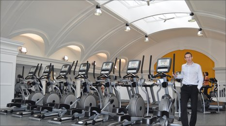The Gym, Ipswich