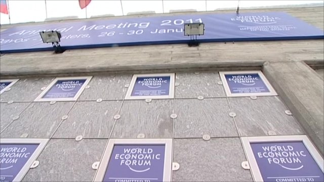 Davos posters