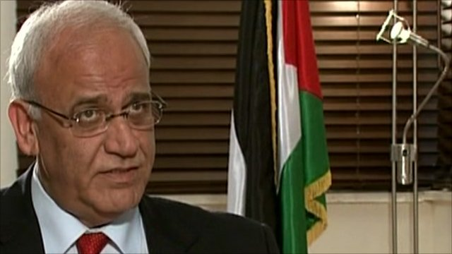 Saeb Erekat