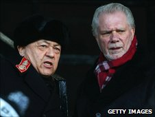 Davd Sullivan and David Gold