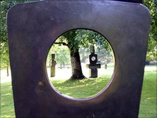 Family of Man by Barbara Hepworth
