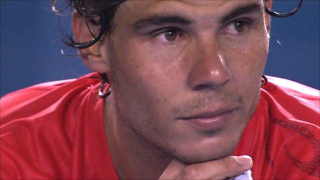 rafael nadal 2011 davis cup. Rafael Nadal