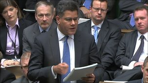 Alok Sharma MP during Prime Minister's Questions