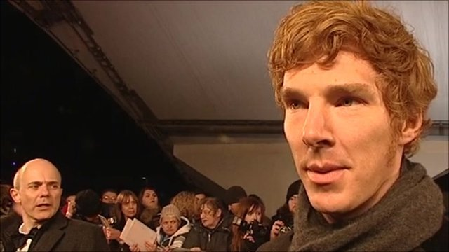 Benedict Cumberbatch