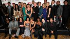 The cast of EastEnders