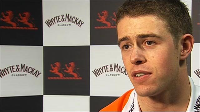 Scotland&amp;apos;s Di Resta vows to race hard