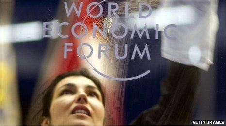 Davos preparations