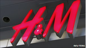 H&amp;M logo