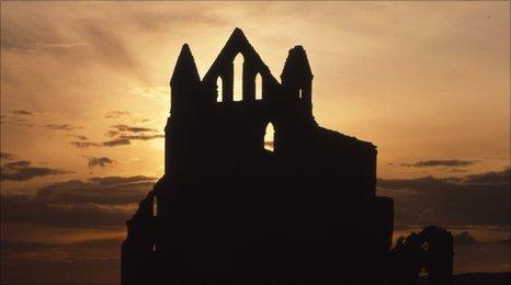 Whitby Abbey. Copyright: English Heritage