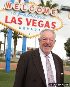 Las Vegas mayor Oscar Goodman