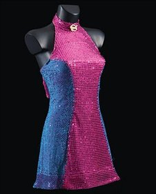 Emma Bunton's dress