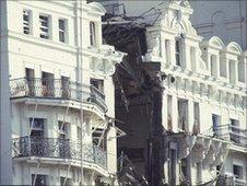 Brighton Grand Hotel bomb blast