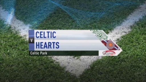 Celtic v Hearts