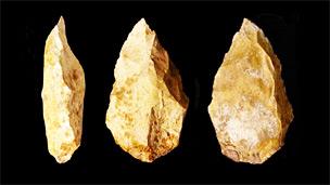 Tools from Jebel Faya