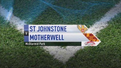 St Johnstone v Motherwell