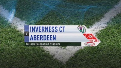 Inverness CT v Aberdeen