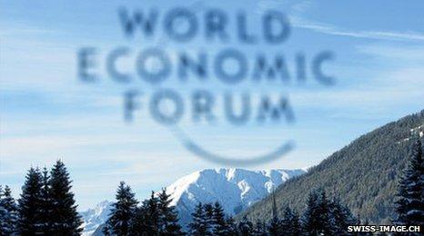 WEF logo