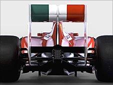 The 2011 Ferrari