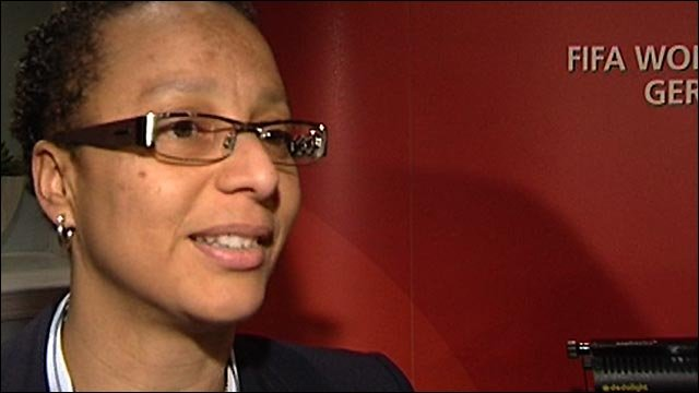 Sexism row has helped women's football - Hope Powell