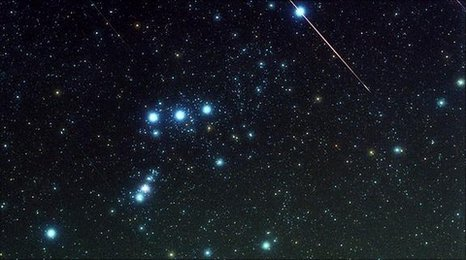 Orion (detail) (AP Photo/The Fayetteville Observer, Johnny Horne)