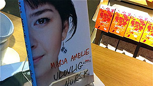 Madina Salamova's book on sale in Norway