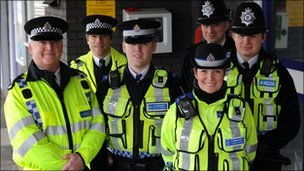 Oxford btp office reopens - British transport police press office ...