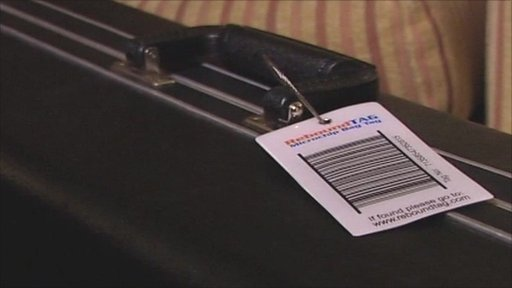 Case and luggage tag