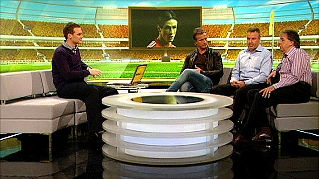 Football Focus pundits discuss Torres transfer situation