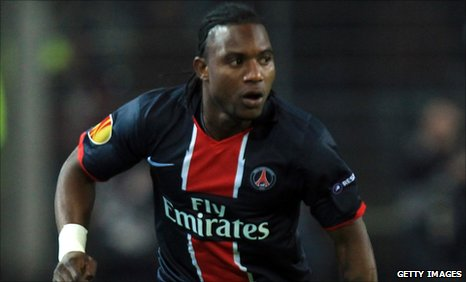 Stephane Sessegnon made 76 appearances for PSG