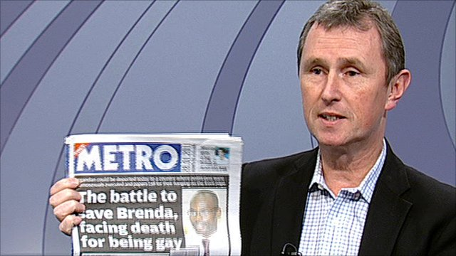 Conservative MP for Ribble Valley, Nigel Evans