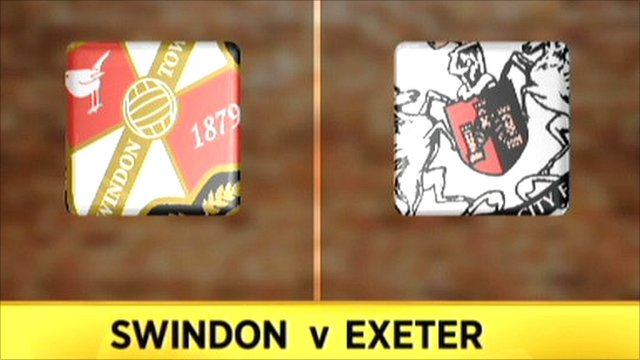Swindon 0-0 Exeter