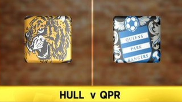 Highlights - Hull 0-0 QPR