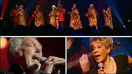 The Creole Choir of Cuba, Sir Tom Jones and Bettye Lavette