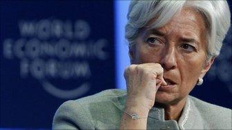 Davos: Christine Lagarde