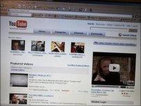 Tudalen YouTube (cyffredinol)