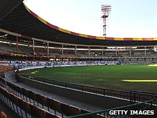 Bangalore's Chinnaswamy Stadium