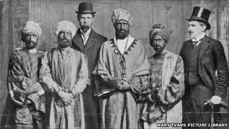 "The ""fake"" Abyssinian royals"