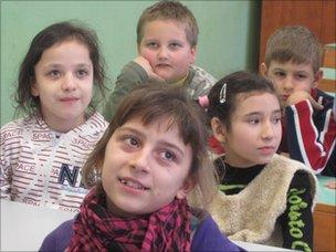 Class in Gaborjan