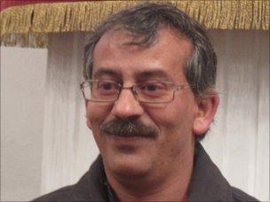 Fr Jozsef Toth
