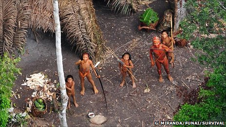 Remote Tribes of Africa http://www.bbc.co.uk/news/science-environment-12325690