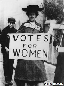 Suffragettes