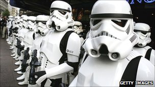 Storm troopers