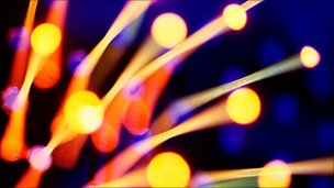 Fibre-optic cables, Eyewire